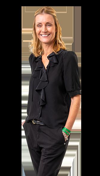 Stine Byrler – Presentationsteknik och retorik - Framfot företagsutbildning