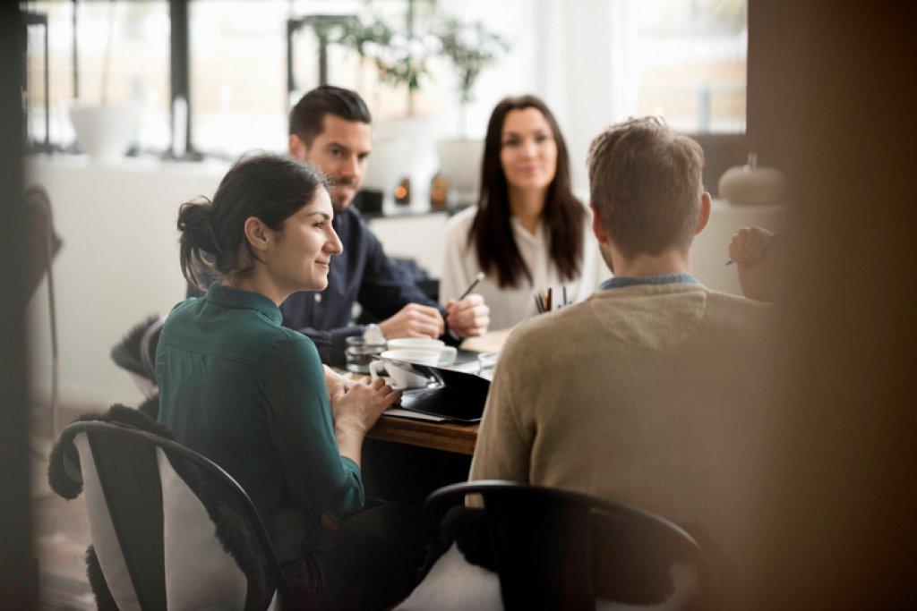 Gasa upp samarbetet med effektivare möten