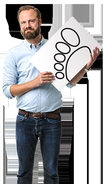 Joakim Staaf – Sälj för icke säljare - Framfot företagsutbildning
