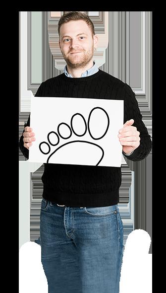 Johan Eriksson – Försäljning nivå 2 - Framfot företagsutbildning