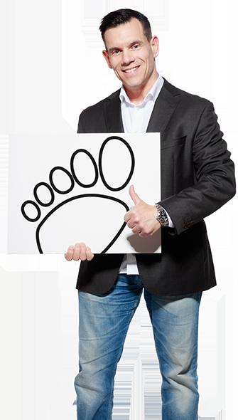 Mikael Merighetti – Försäljningschefen - Framfot företagsutbildning