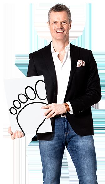 Joakim Jareld – Förändringsledning - Framfot företagsutbildning
