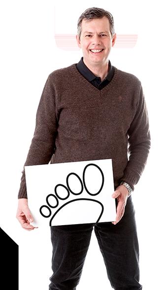 Ulf Petersén – Personligt ledarskap - Framfot företagsutbildning