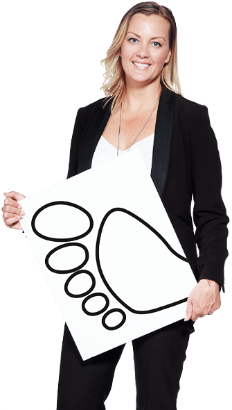 Trine Blom – Arbetsrätt i praktiken - Framfot företagsutbildning