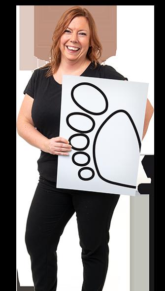 Jenny Haddleton – Certifierad HR - Framfot företagsutbildning
