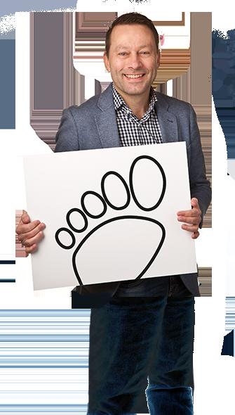 Mikael Landmark – Certifierad HR - Framfot företagsutbildning