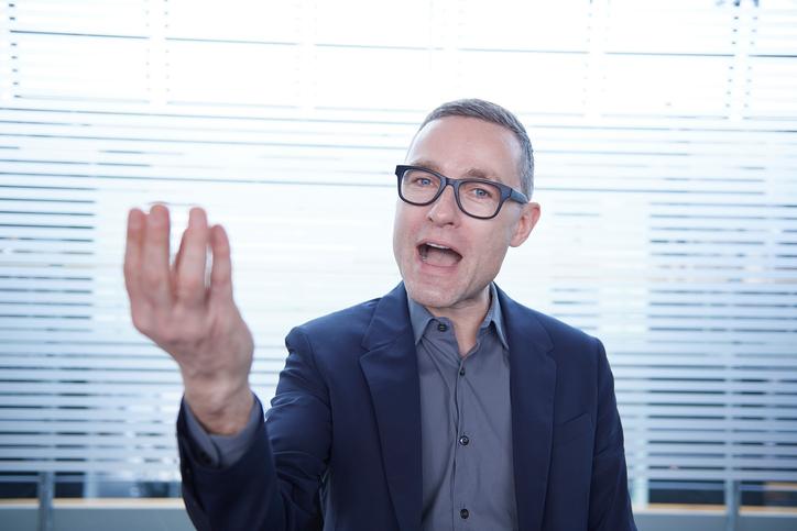 Presentationsteknik kroppspråk