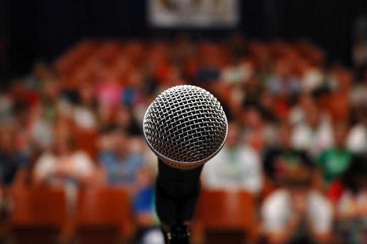 Hantera nervositet presentation utbildning